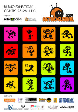 Cartel RetroEuskal'09