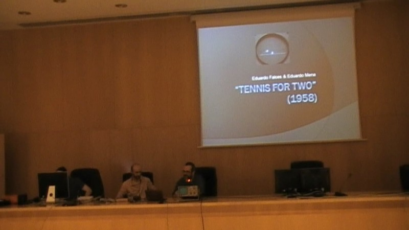 Taller «Tennis for two» 01