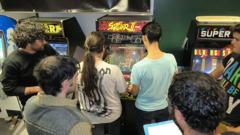 TORNEO DE «STREET FIGHTER II»