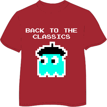 Camiseta Back to the Classics